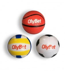 Olybet - stressball - photo