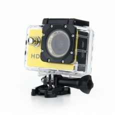 Pocket Action Camera color yellow