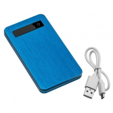 #1 Power bank 4000mAh PRAGUE  color blue