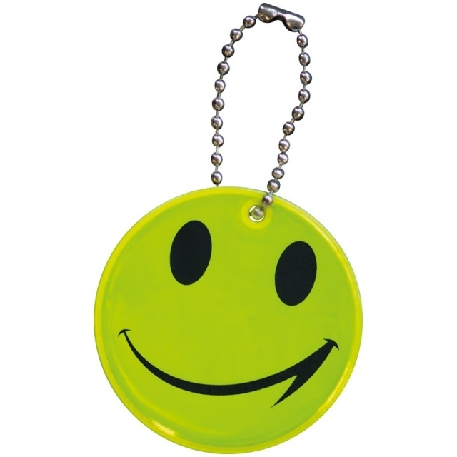 Logotrade advertising product image of: safety pendant 'Oakley'  color yellow