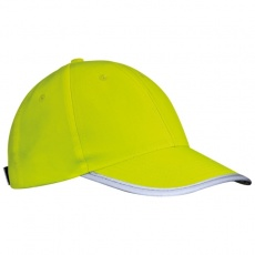 Children's baseball cap 'Seattle'  color yellow