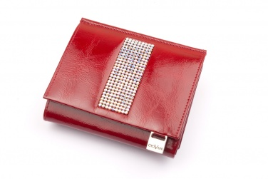 Logotrade promotional giveaways photo of: Ladies wallet with Swarovski crystals CV 110