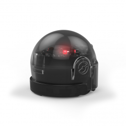 Logotrade promotional giveaway picture of: Robot Ozobot Bit 2.0, black