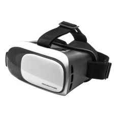 Virtual reality headset white