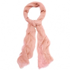 Cool ladies scarf, pink