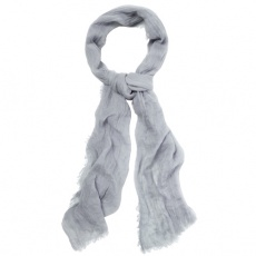 Fasionable women scarf, grey