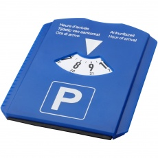 5-in-1 parking disk, blue