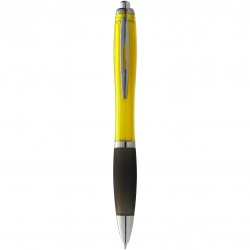Logotrade advertising product image of: Nash ballpoint pen, yellow