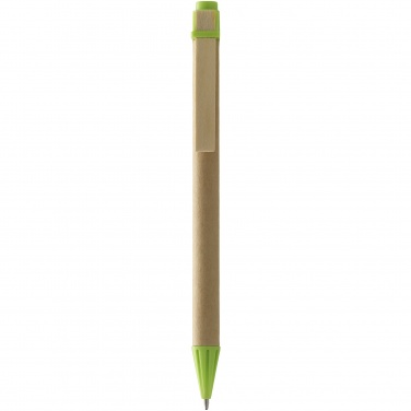 Logotrade advertising product picture of: Salvador ballpoint pen, light green