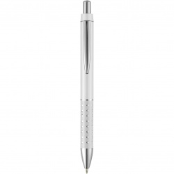 Logo trade promotional item photo of: Bling ballpoint pen, silver