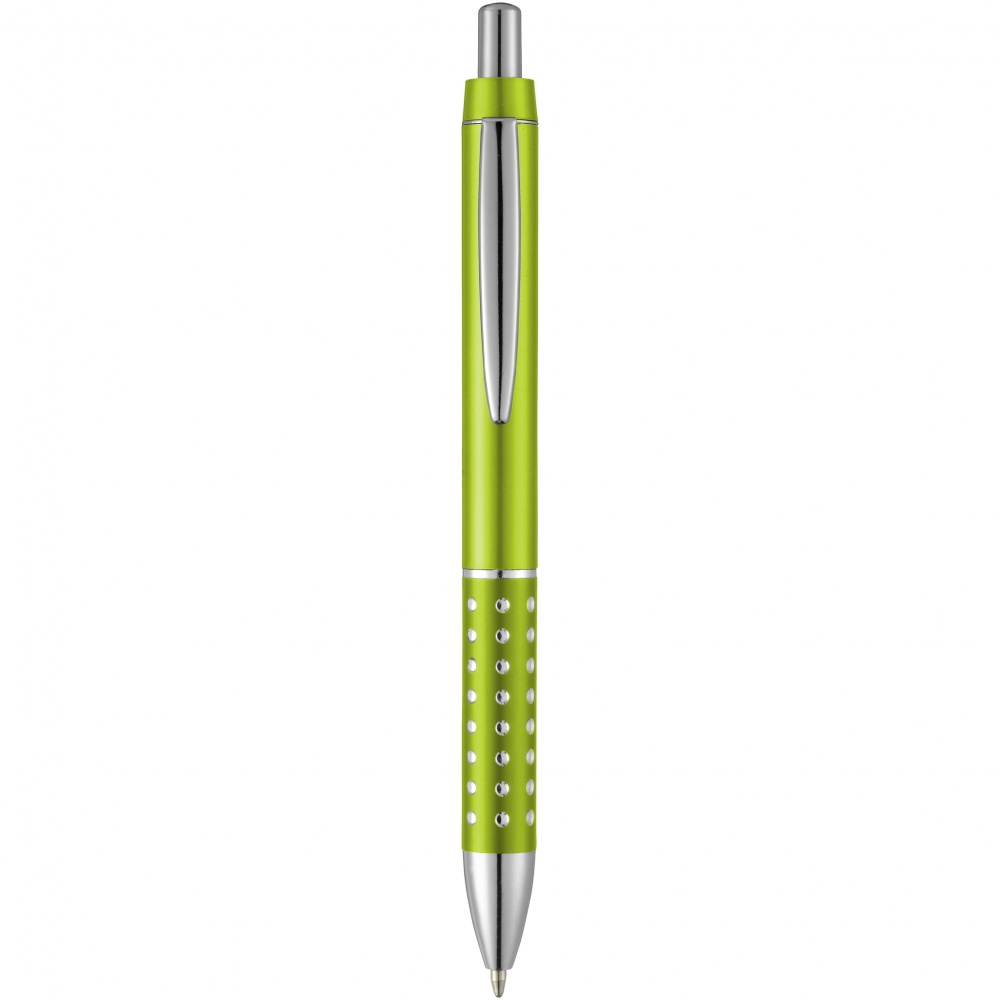 Logotrade promotional merchandise picture of: Bling ballpoint pen, light green