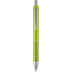 Logo trade promotional product photo of: Bling ballpoint pen, light green