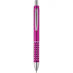 Logo trade corporate gifts image of: Bling ballpoint pen, purple