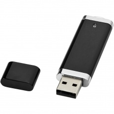 Flat USB, 4GB, black