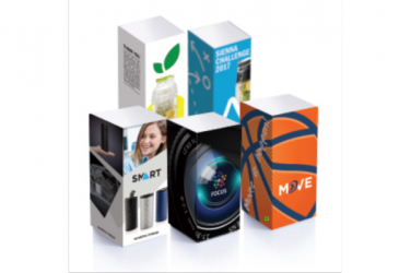 Logotrade promotional item image of: Dual lens 360° photo and video camera