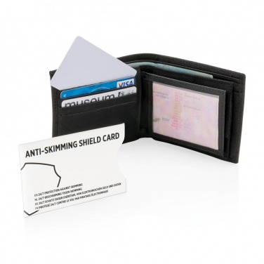 Logotrade advertising product picture of: Anti-skimming shield card