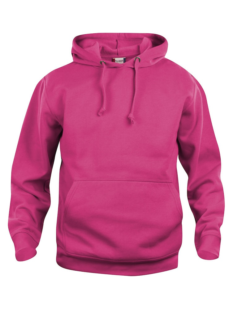 Logotrade promotional item image of: Trendy Basic hoody, pink