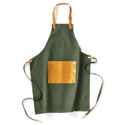 Logo trade advertising product photo of: Asado Apron Green