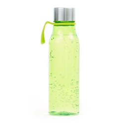 Logotrade business gift image of: Water bottle Lean, green