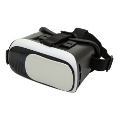 Cyberspace VR glasses, white/black