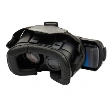 Logotrade promotional item picture of: Cyberspace VR glasses, white/black