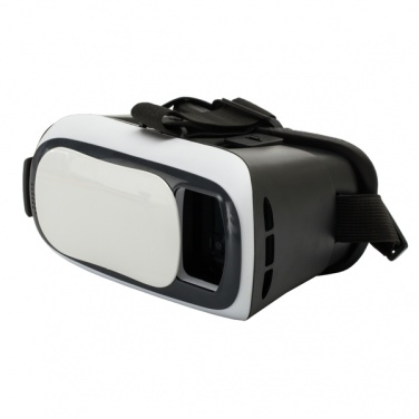 Logotrade promotional gifts photo of: Cyberspace VR glasses, white/black