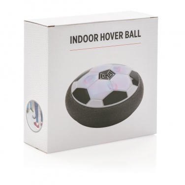 Logotrade promotional giveaway image of: Cool Indoor hover ball, black