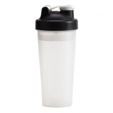 600 ml Muscle Up shaker, black