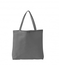 Canvas bag GOTS, grey