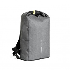 Anti-theft backpack Lite Bobby Urban, gray