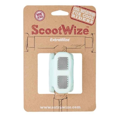 Logotrade promotional item image of: Scootwize safety reflector