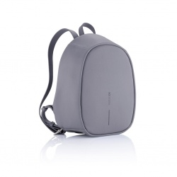 Logo trade promotional products image of: Bobby Elle anti-theft backpack, anthracite