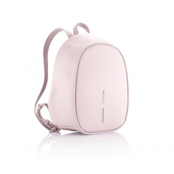 Logo trade promotional merchandise photo of: Bobby Elle anti-theft backpack, pink