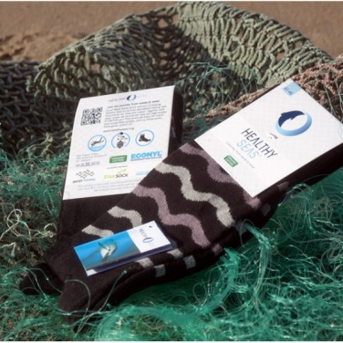 Logotrade promotional item picture of: Healthy Seas Socks