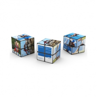 Logotrade promotional gifts photo of: 3D Rubik's Cube, 2x2