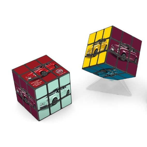 Logotrade promotional gifts photo of: 3D Rubik's Cube, 3x3