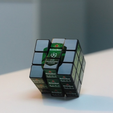 Logotrade promotional products photo of: 3D Rubik's Cube, 3x3