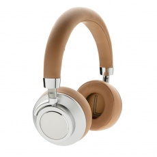 Aria Wireless Comfort Headphone, brown