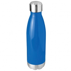 Arsenal 510 ml vacuum insulated sport bottle, blue
