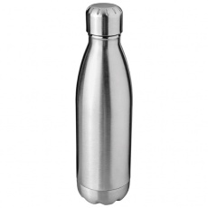 Arsenal 510 ml vacuum insulated sport bottle, silver