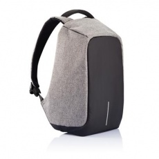 Backpack anti-theft, gray