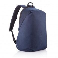 Anti-theft backpack Bobby Soft, navy