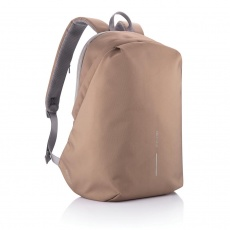 Anti-theft backpack Bobby Soft, brown