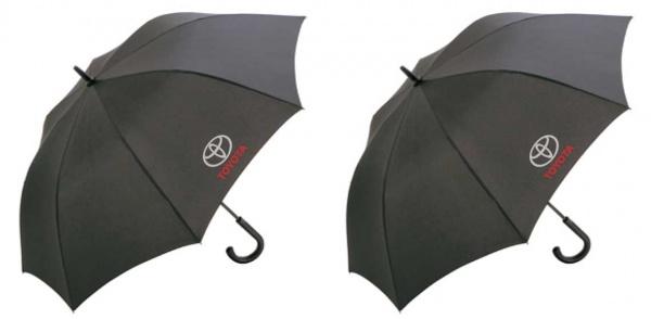 Toyota logoga automaatsed vihmavarjud