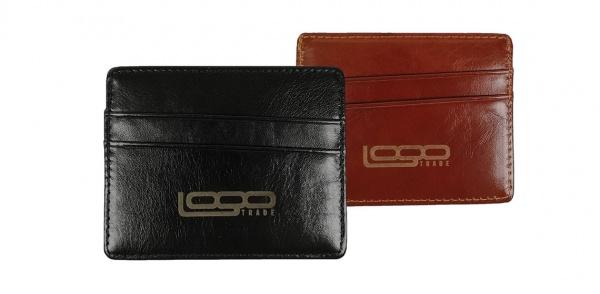 Kaarditaskud Logotrade logoga