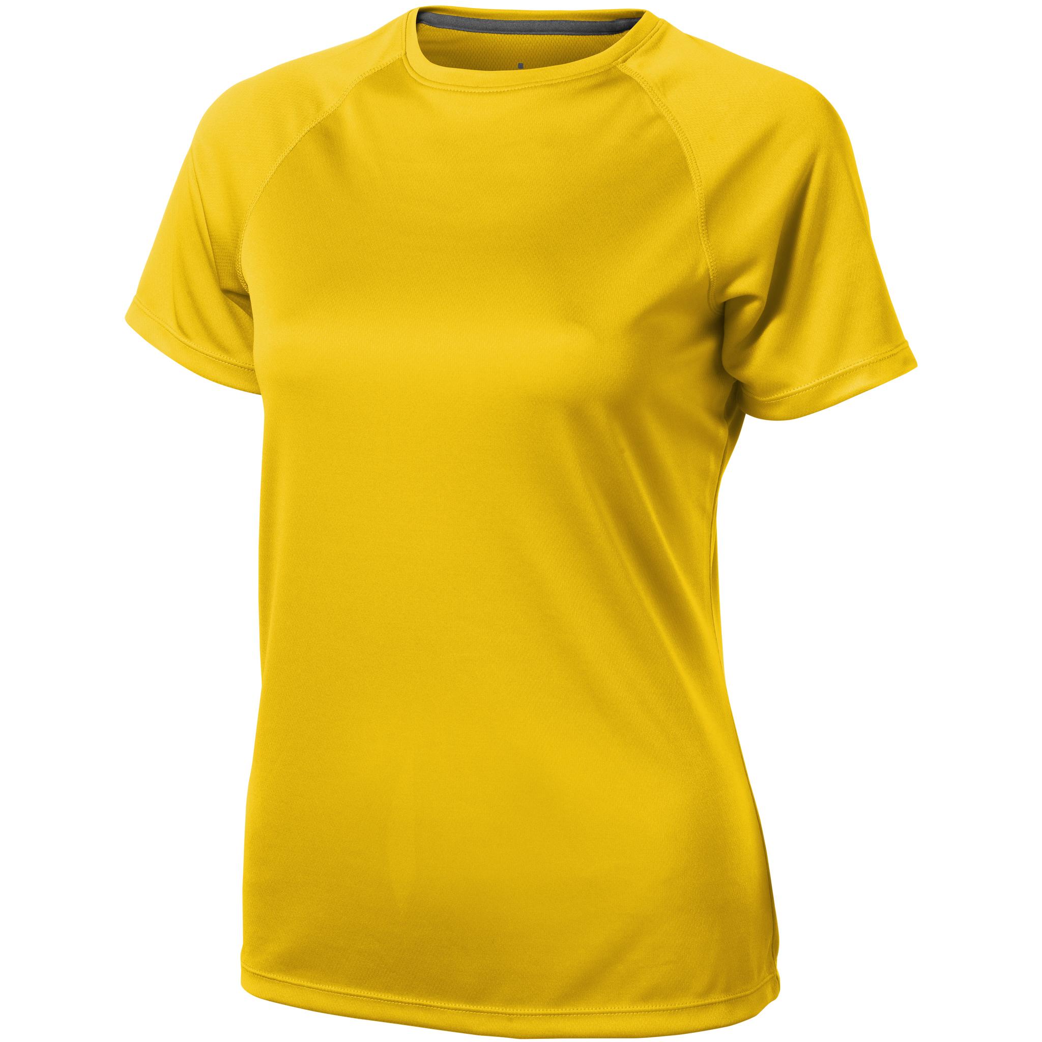Keltainen Kukka T-paidat Naisten osastolta