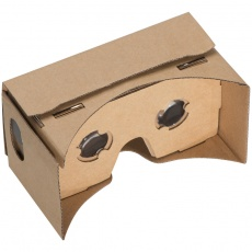 VR glasses, pruun