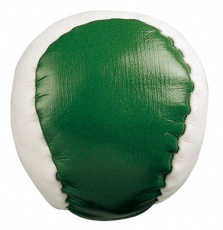 Reklaamtoode: Anti-stress ball, Juggle, green/white