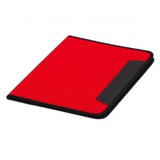 Firmakingitus: Ortona A4 folder, red/black