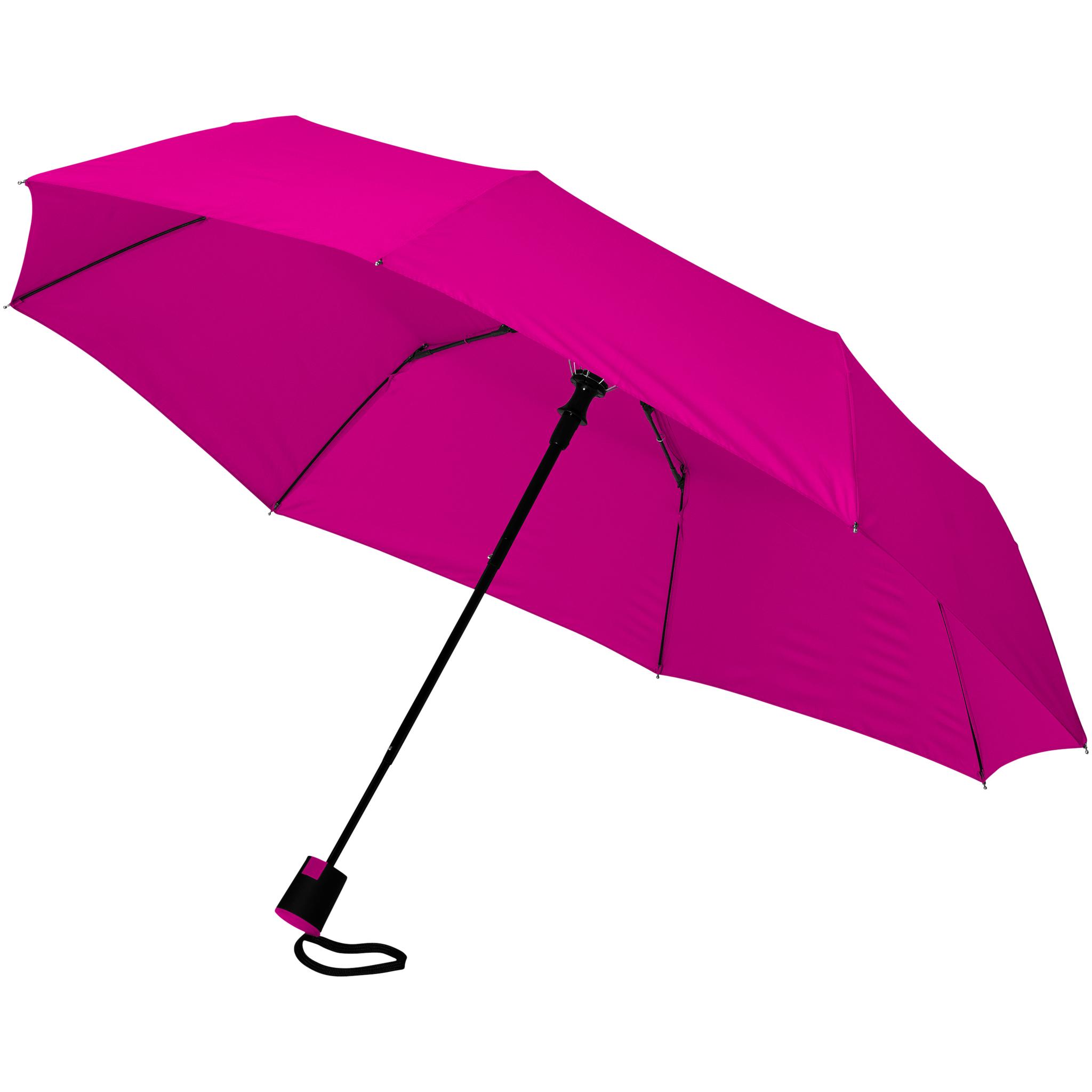 Raindrops sadepilvi kaulakoru kulta-vaaleanpunainen peili